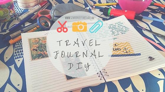 Travel Journal: hoe je een reisdagboek bijhoudt