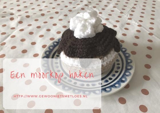 [:nl]Een moorkop haken   DIY[:en]How to crochet a chocolate eclair   DIY[:]