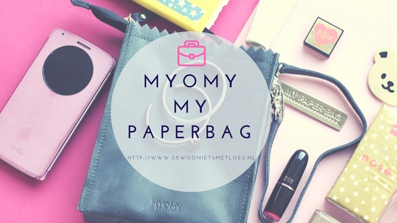 [:nl]MYOMY My Paperbag | Mijn nieuwe tas[:en]Myomy paperbag | Mijn nieuwe tas[:]