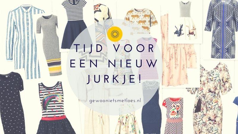 [:nl]Tijd voor een nieuwe jurk! | Lente[:]