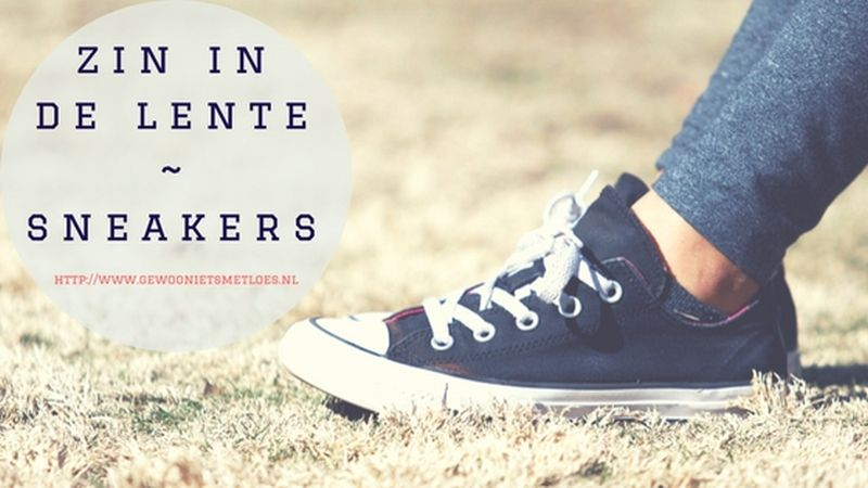 [:nl]Zin in lente | Sneakers voor dames (en kleine dames)[:]