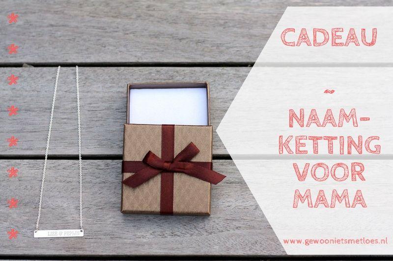 [:nl]Een naamketting voor mama | Shoppen[:]