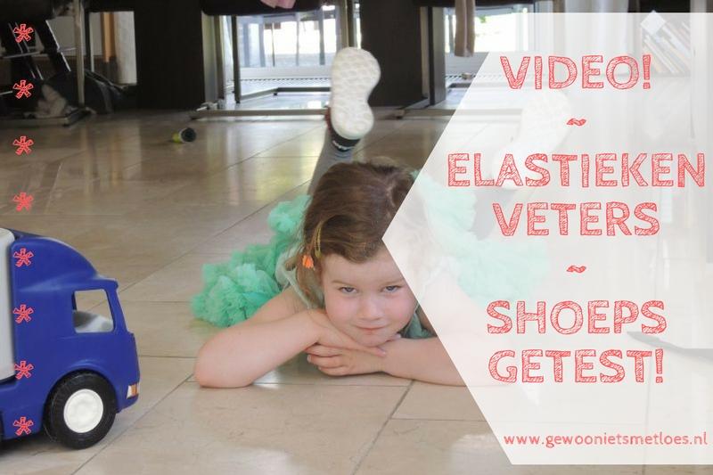 Video: Elastieken veters | Shoeps getest!