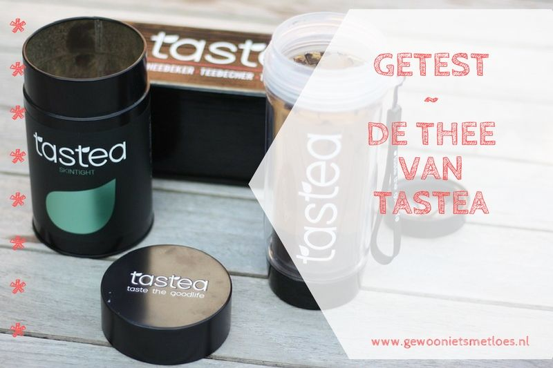 Getest: Skintight thee van Tastea