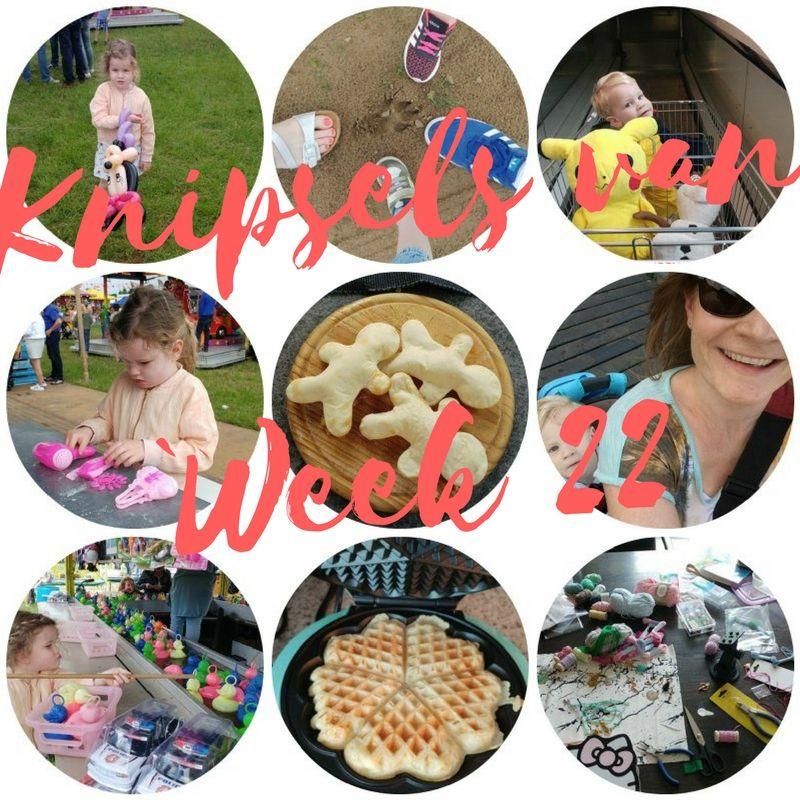 [:nl]Knipsels van week 22: warm, warm, en nog eens warm, trainingskamp en Pinksterfeesten[:en]Knipsels van week 22[:]