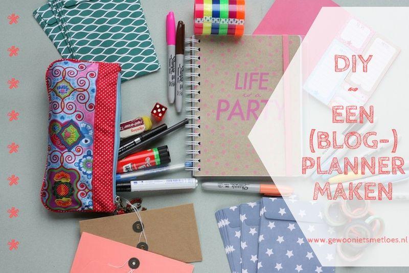 [:nl]Een blogplanner maken | DIY[:en]Een blogplanner maken[:]