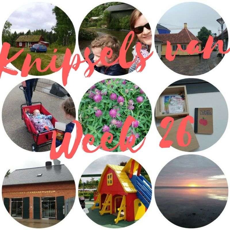 [:nl]Knipsels van week 26: Legoland, Slot Egeskov, de Store Baeltbrug en Zweden[:en]Knipsels van week 26[:]