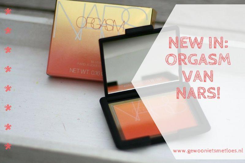 [:nl]New in: Nars Orgasm Blush Limited Edition[:]