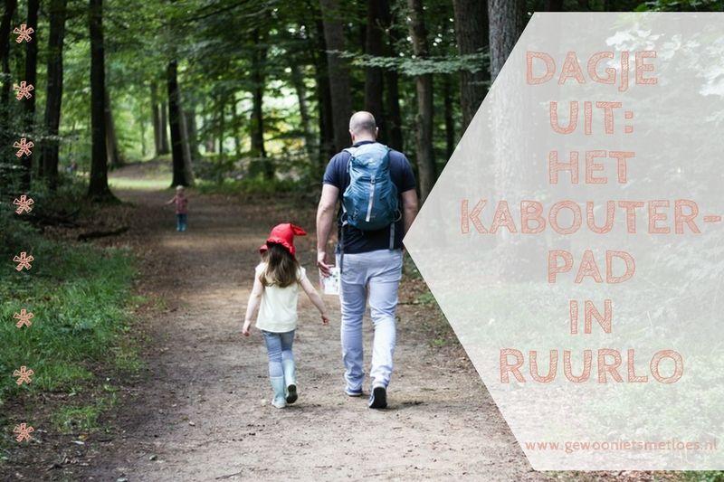 Kabouterpad in Ruurlo   Dagje weg in eigen land
