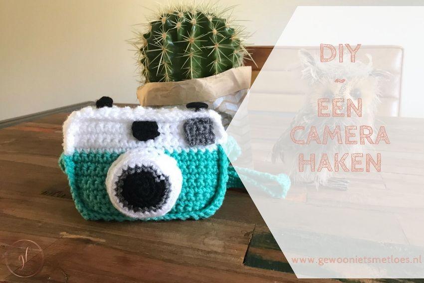 Een camera haken | DIY
