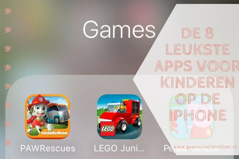 8 leukste apps voor kinderen op de iPhone