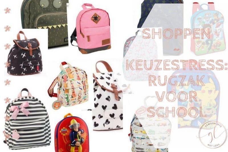 Heb jij al een rugzak voor school? | Shoppen