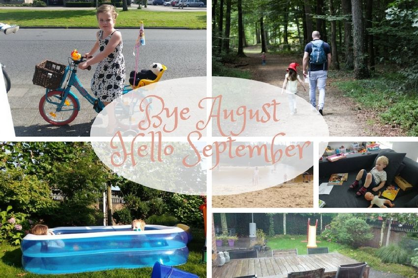 Bye August | Hello September 2017