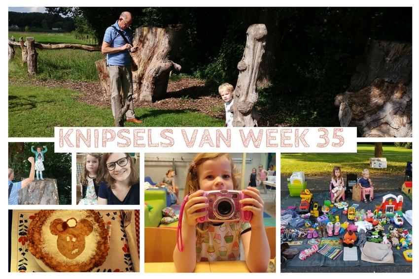 [:nl]Knipsels van week 35: een man van 40, rommelmarkt en geocachen[:en]Knipsels van week 35: een man van 40, mickey mouse pannenkoek en geocachen[:]