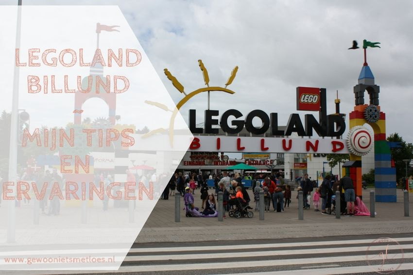 LEGOLAND Billund Tips en Ervaring | Denemarken