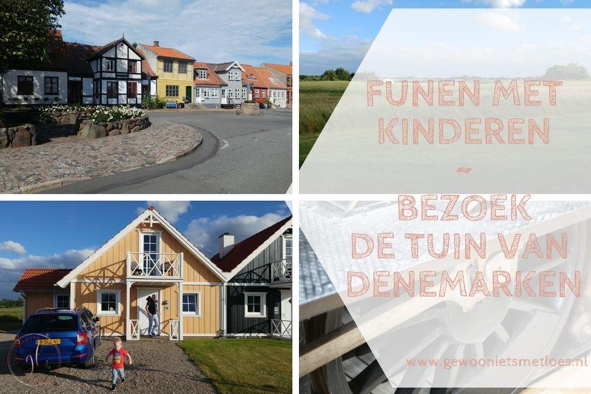 Funen met kinderen | Bezoek de tuin van Denemarken