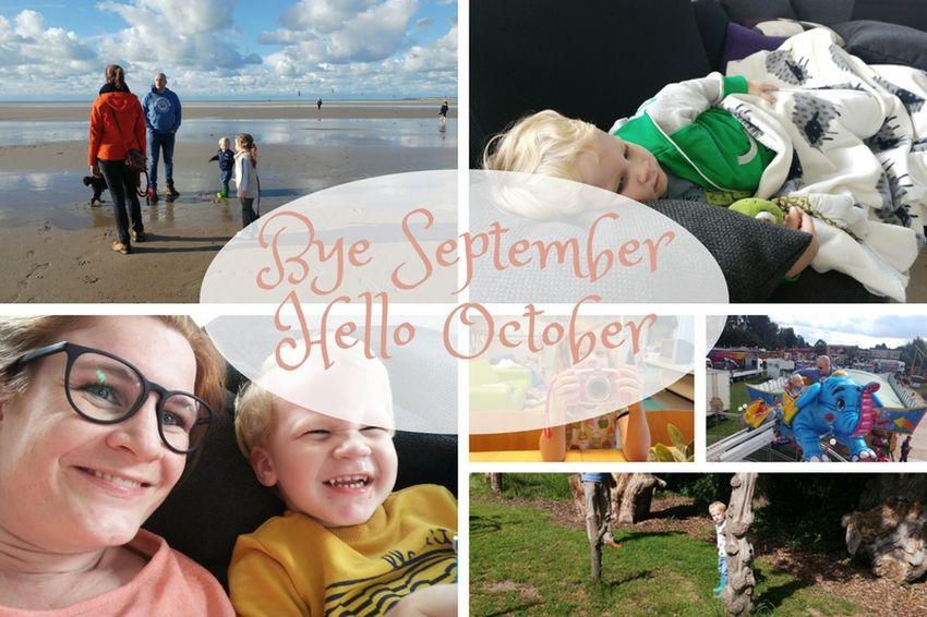 Bye September | Hello October 2017