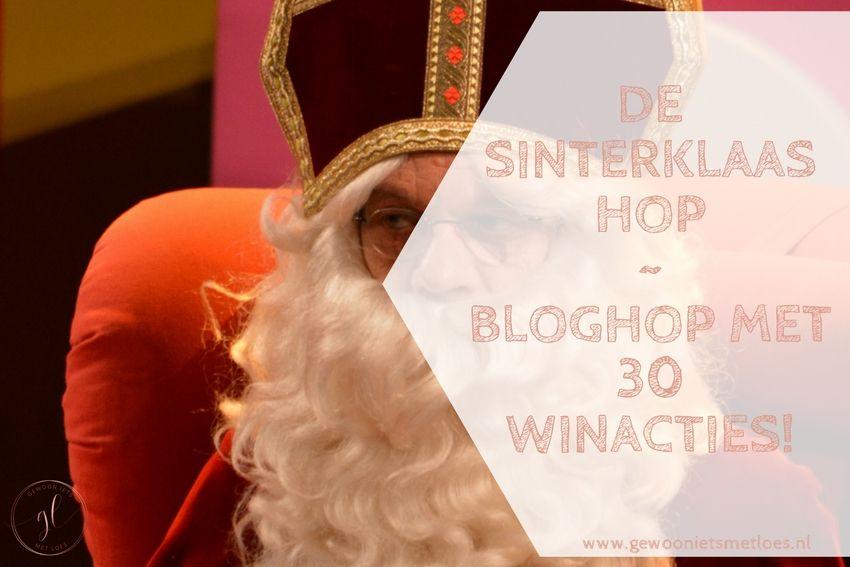 Sinterklaashop 2017 | Winactie GESLOTEN