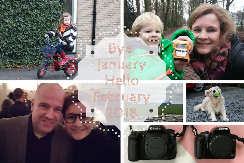 Bye January | Hello February 2018