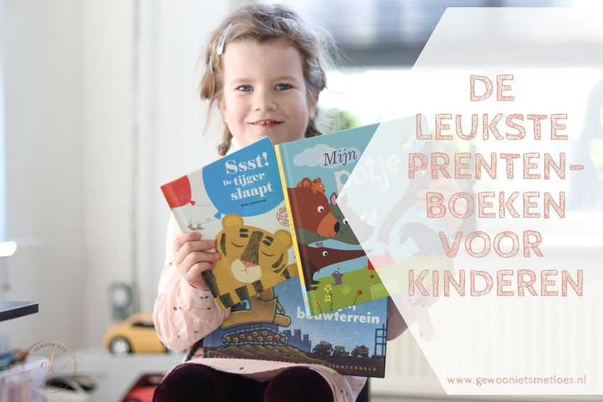 De leukste prentenboeken voor kinderen