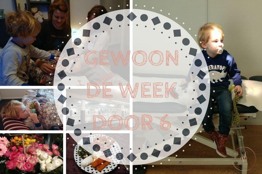 Gewoon de week door 6: ovenreparatie, bloedende wenkbrauw en verjaardagsfeest