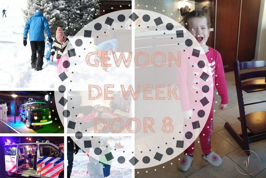 Gewoon de week door 8: veiligheidsmuseum Almere, pyjamadag op school en wintersport