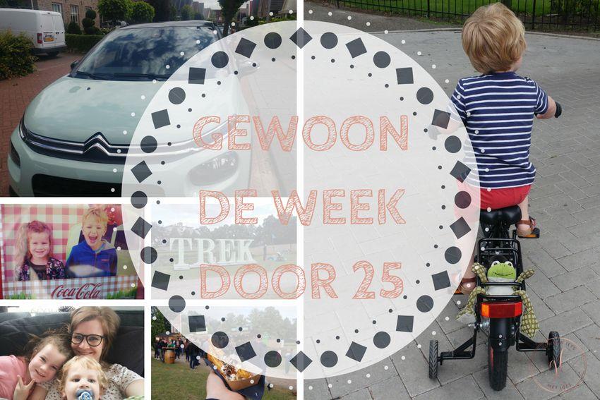 Gewoon de week door 25: verandering in het wagenpark en Food Truck Festival Trek