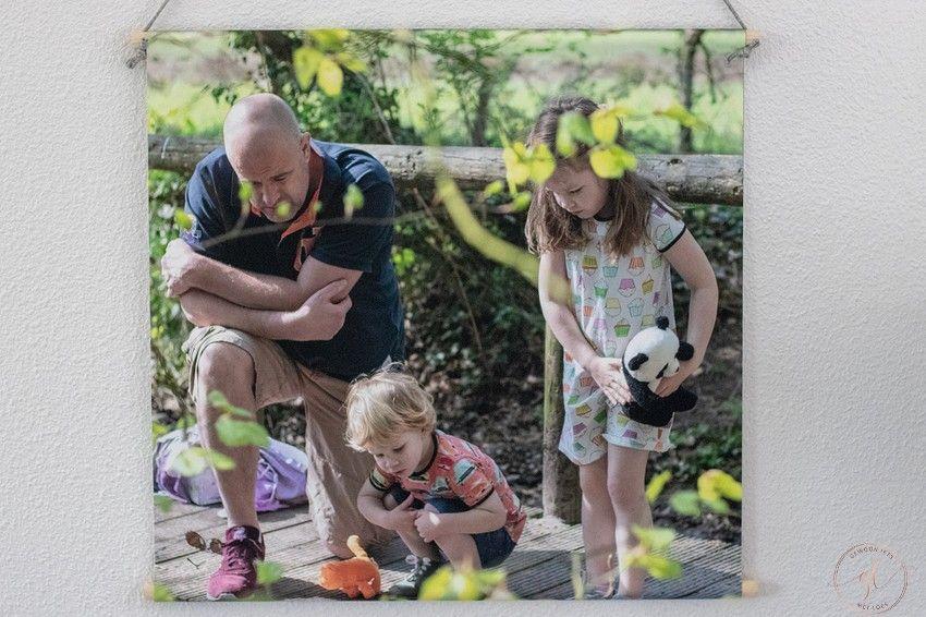 vaderdag foto op textielposter (3)