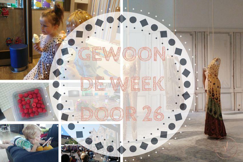Gewoon de week door 26: laatste keer VVE en Jan Taminiau in Utrecht