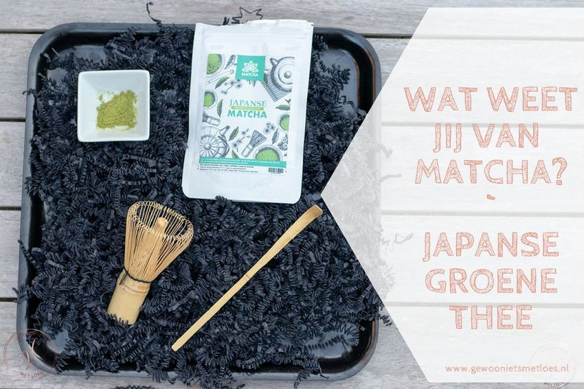 Wat weet jij van Matcha | Japanse groene thee