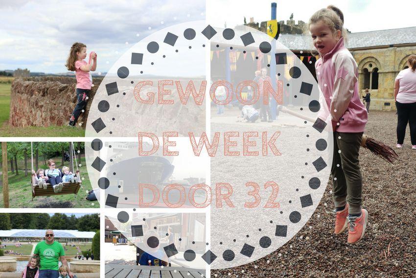 Gewoon de week door 32: van 38 graden in Almelo naar Schotse regen