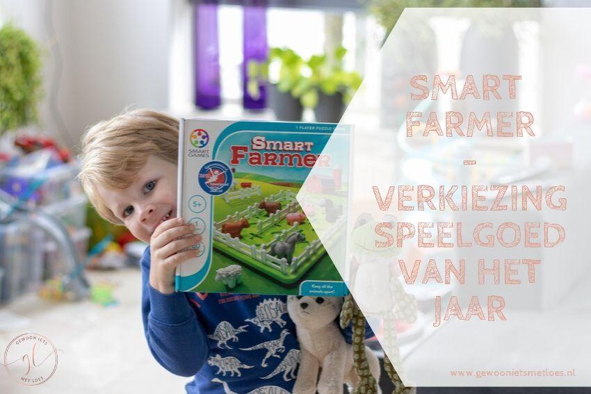 Smart Farmer | Verkiezing Speelgoed van het jaar