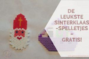 De leukste Sinterklaasspelletjes gratis