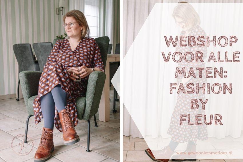 Webshop voor alle maten: Fashion by Fleur