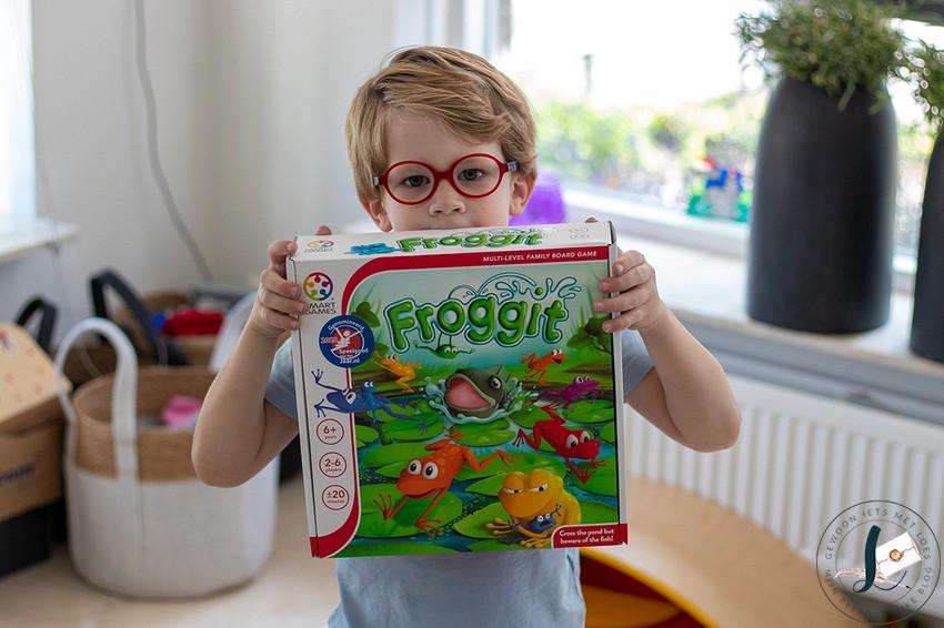 Froggit speelgoed van het jaar 2020
