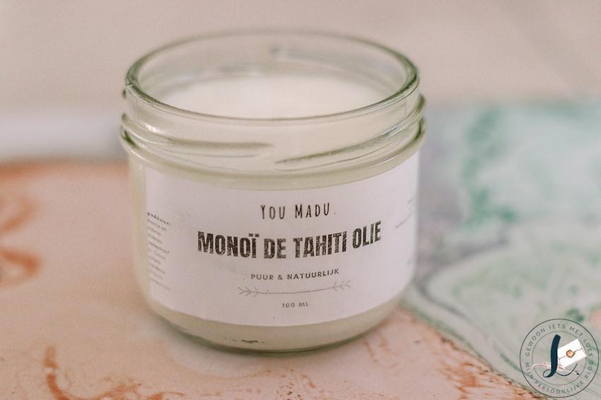 Monoï de Tahiti Olie